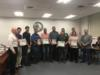 Our Career and Technical Education teachers were recognized for their work with our students and the outstanding performance on completing industry certifications.