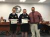 Okeechobee High School Meat Judging Team was recognized for placing first in the state competition.