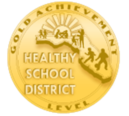 Okeechobee Receives Gold Level Recognition as a Florida Healthy School District