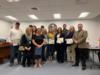 Community members were recognized for their help and participation in the CTE Thanksgiving Dinner hosted at Okeechobee High School.