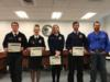 The Okeechobee High School Livestock Evaluation team was recognized for placing 2nd at the state competition.