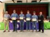 The OHS FFA Ag Mechanics team was recognized for their 2nd place finish in the state competition.